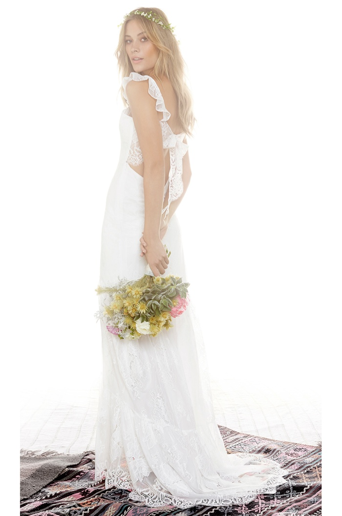 Rapunzel Wedding Dress Alfred Angelo