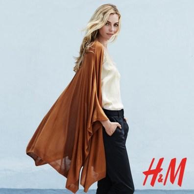 Valentina Zelyaeva Models H Amp M S Style Checklist Fashion