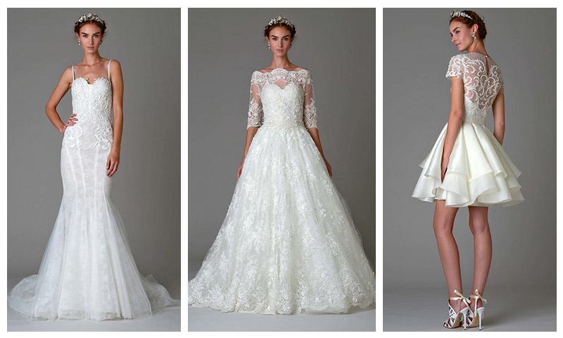 Wedding Dress Online Shop 18 Amazing Marchesa Bridal Shines for