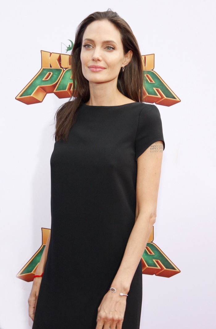 Wedding Gown T Shirt 61 Epic Angelina Jolie Steps Out