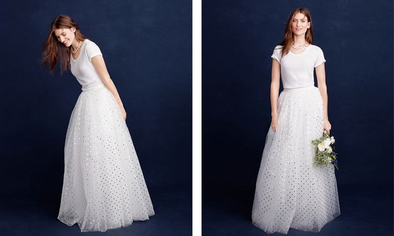 White Summer Wedding Dresses