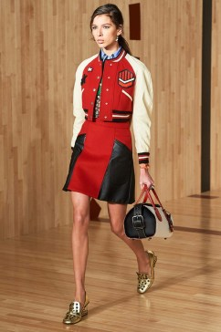 A look from Coach 1941's fall-winter 2016 collection