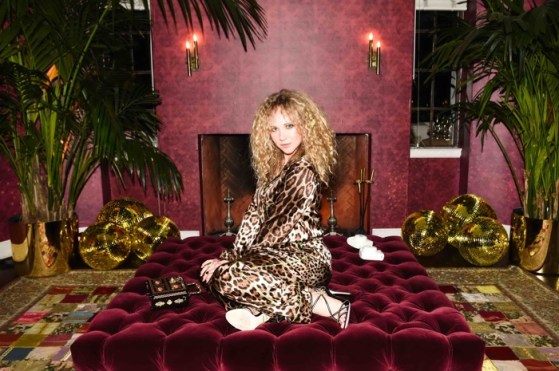 Juno-Temple-Dolce-Gabbana-Pajama-Party