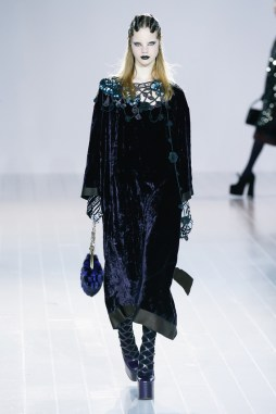 A look from Marc Jacobs' fall-winter 2016 collection