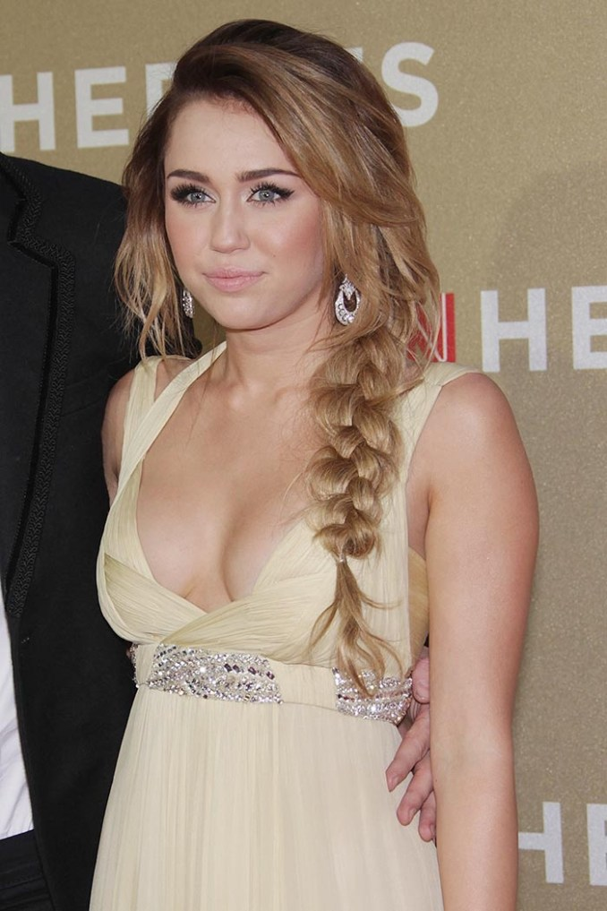 Image Result For Miley Cyrus Long Hairstyles