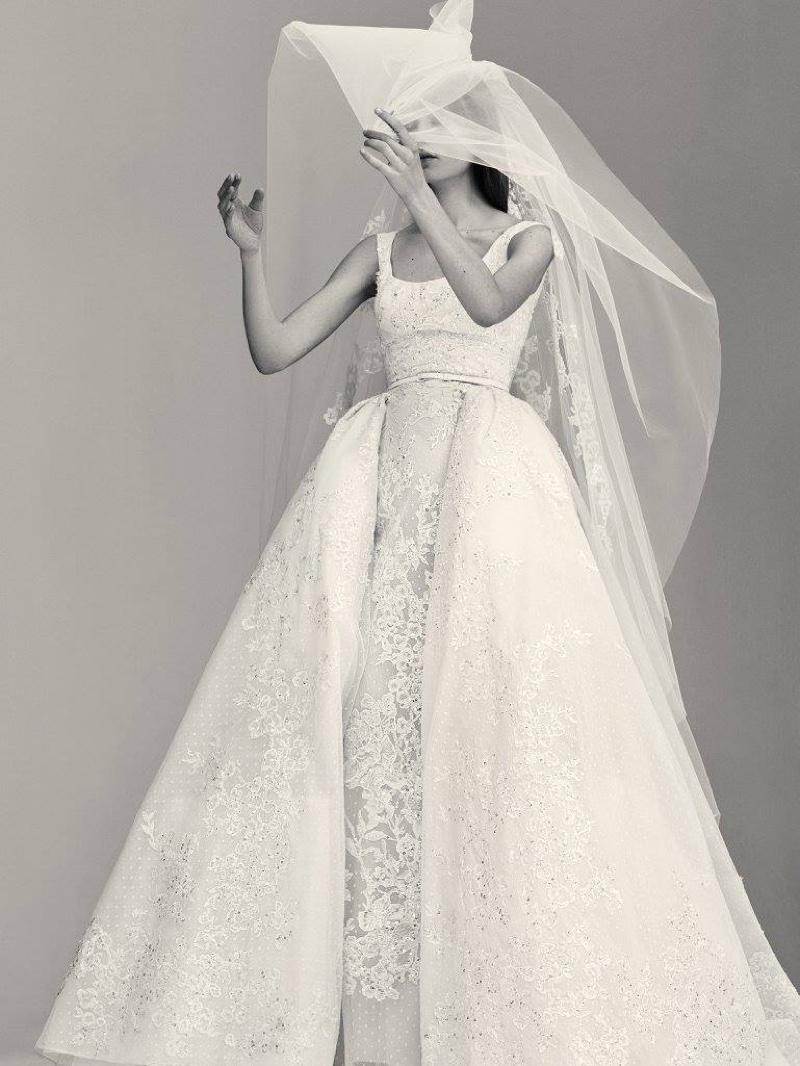 Elie Saab Wedding Dress 2017 18 Trend Elie Saab Bridal Wedding