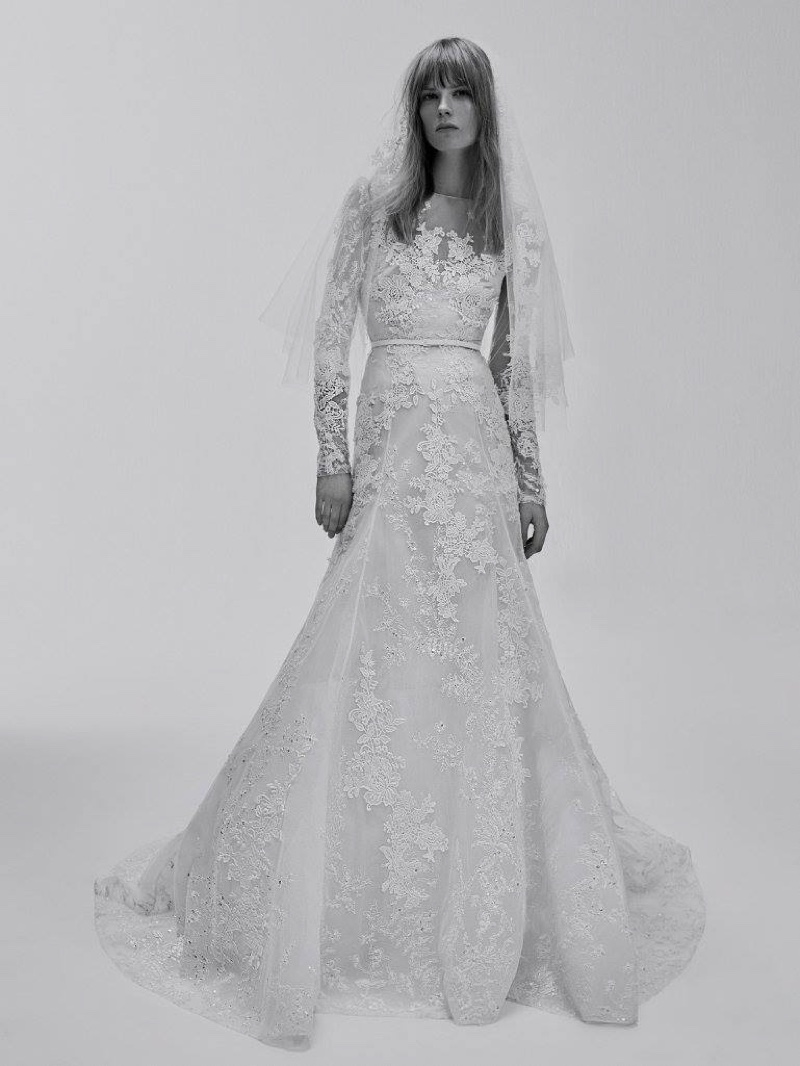 Elie Saab Wedding Dress 2017 7 Simple Elie Saab Bridal Wedding