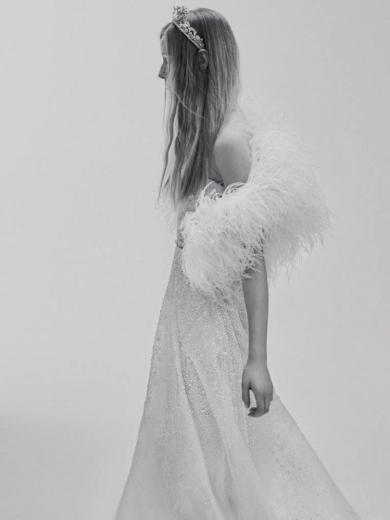 Elie Saab Wedding Dress 2017 43 Vintage Elie Saab Bridal Wedding