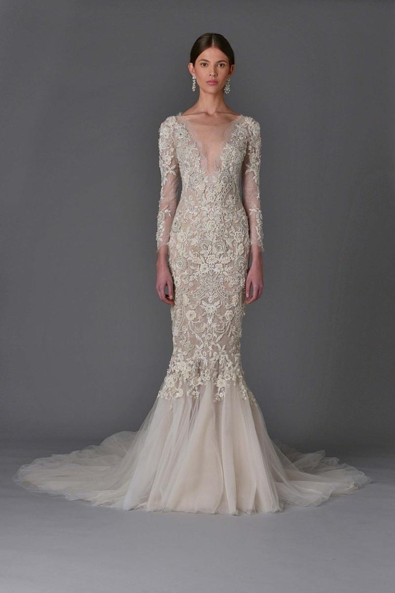 Country Western Wedding Dress 48 Inspirational Marchesa Bridal Spring Wedding