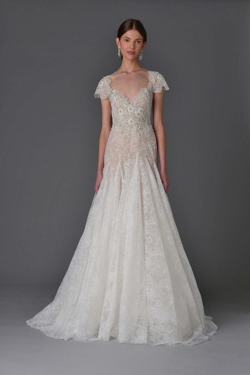 Country Western Wedding Dress 44 Beautiful Marchesa Bridal Spring Wedding