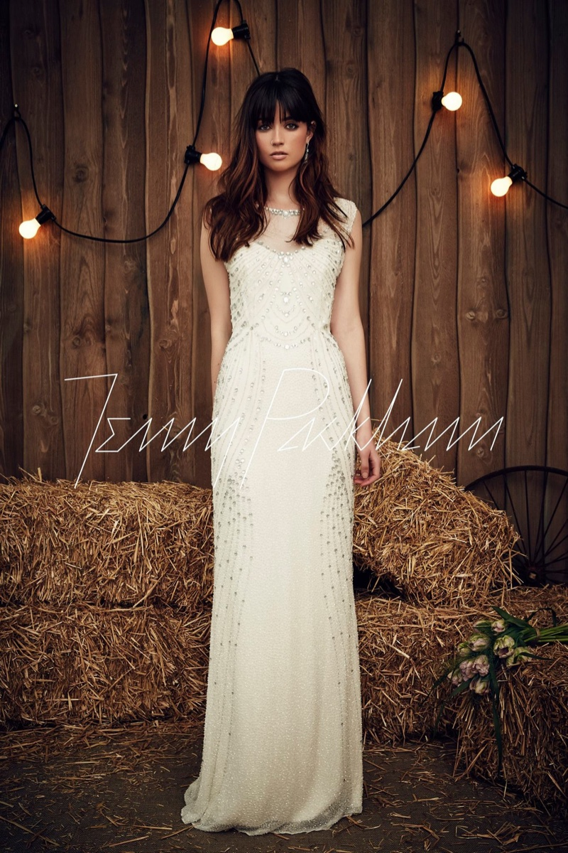 Country Western Wedding Gowns