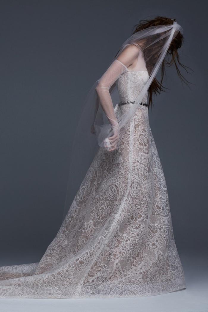 Vera Wang Lace Wedding Dress 94 Ideal vera wang bridal fall