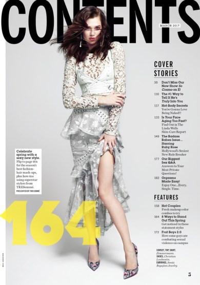 Salma Hayek Talks Beauty With Latina Magazine (PHOTOS