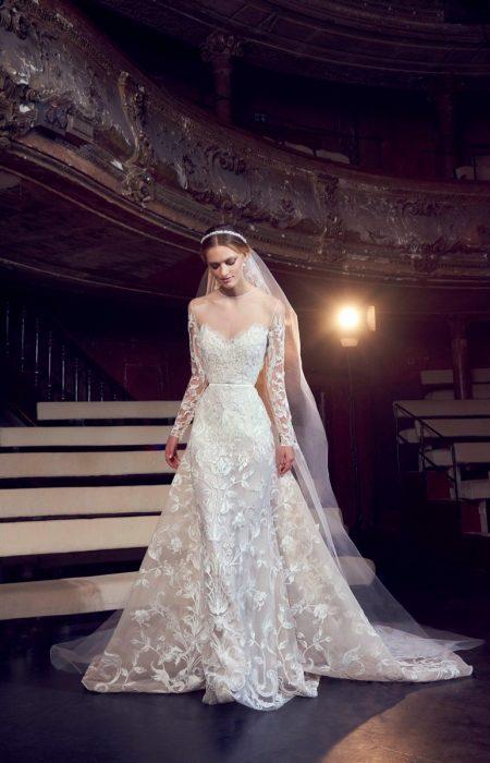 Elie Saab Bridal Fall Winter 2018 Dresses Lookbook