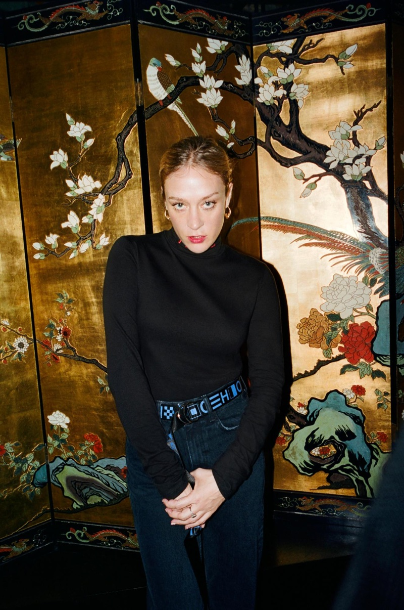 PSWL by Proenza Schouler taps Chloe Sevigny to model debut collection