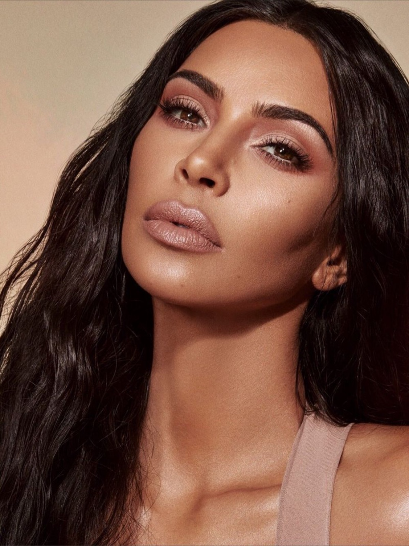 Kim Kardashian stars in KKW Beauty Classic Collection campaign