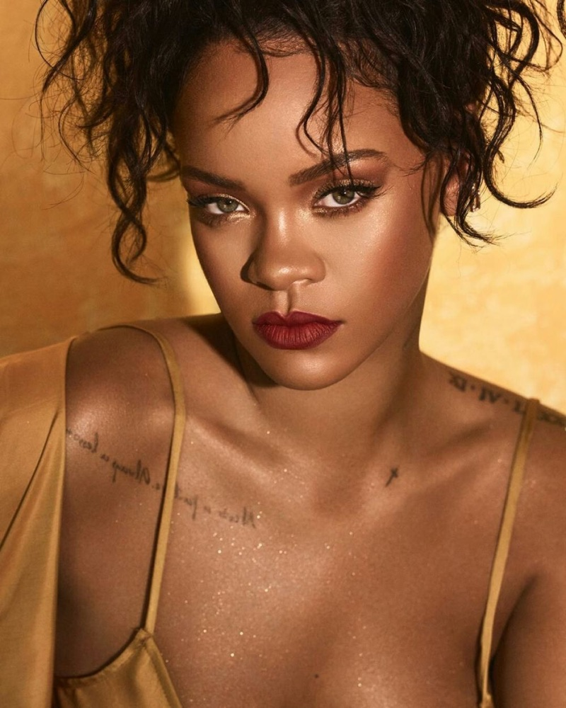 Fenty Beauty by Rihanna unveils Moroccan Spice palette campaign