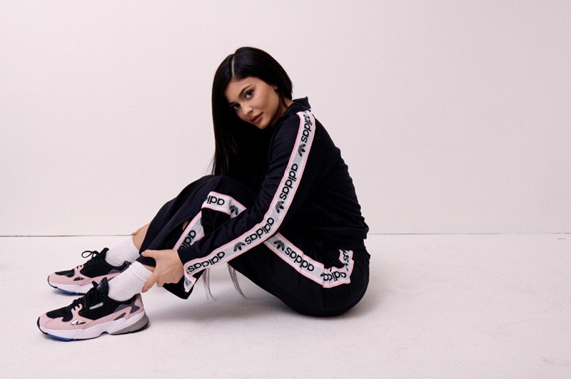 adidas taps Kylie Jenner as its latest brand ambassador