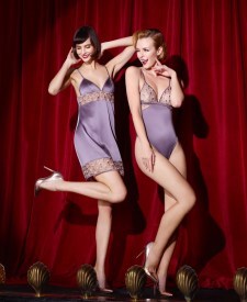 Rankin Shoots 1920's Inspired Coco de Mer x V&A Lingerie Campaign