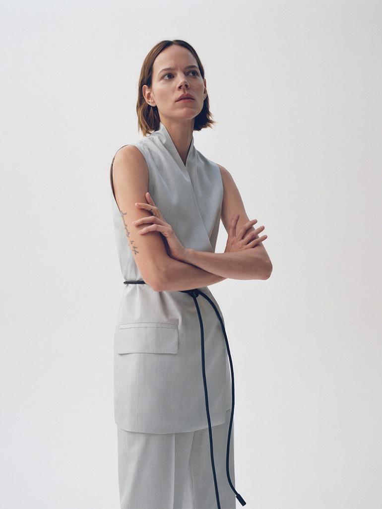 Freja Beha Erichsen Is Front & Center in COS Spring 2020 Campaign
