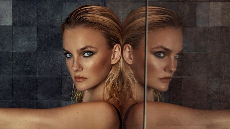 Caroline Trentini Heats Up Agua de Coco Swimwear