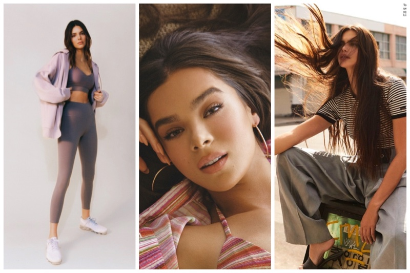 Week in Review | Sara Sampaio's New Cover, Kendall Jenner in Alo Yoga, Hailee Steinfeld for Frankies Bikinis + More