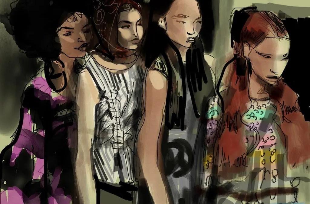 Fashion Runway Diversity