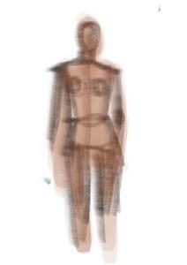 Procreate app fashion illustration Laura Volpintesta