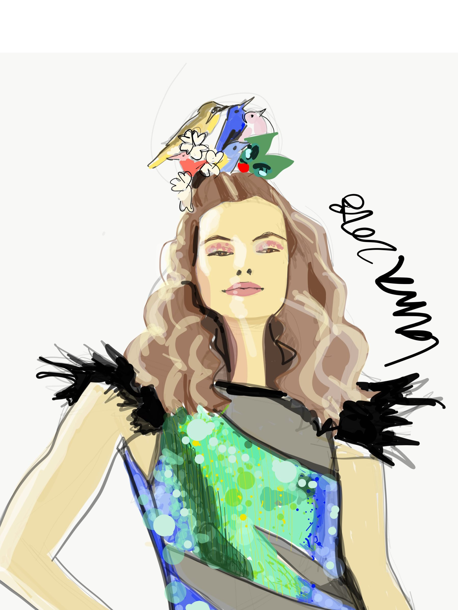 These are the 3 best apps for fashion illustration on iPad or