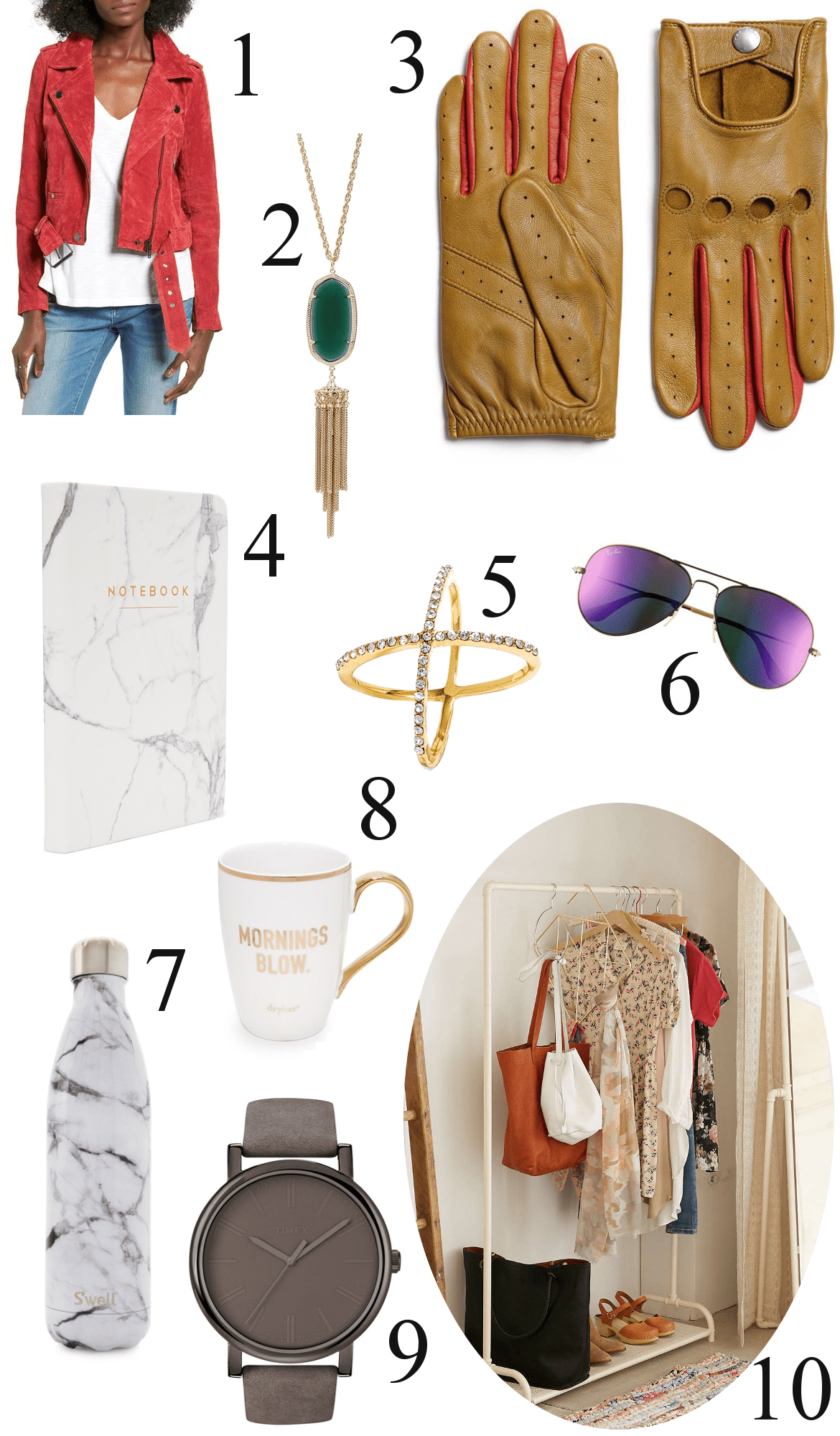 GIFT GUIDE: FOR HER by Fashion in Flight