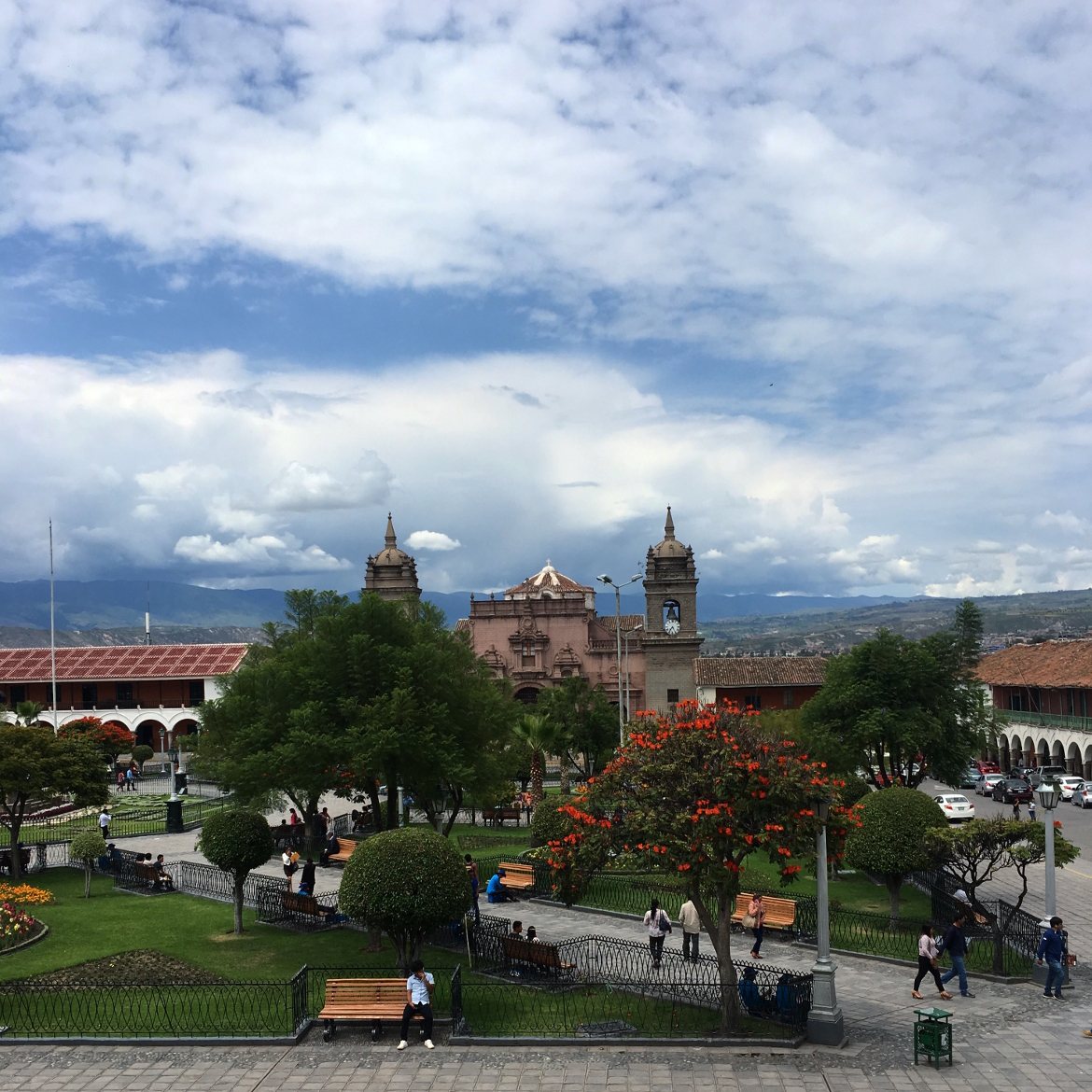 PERU TRAVEL DIARY PART II: PROJECTS, ROUTINES, & ADVENTURES