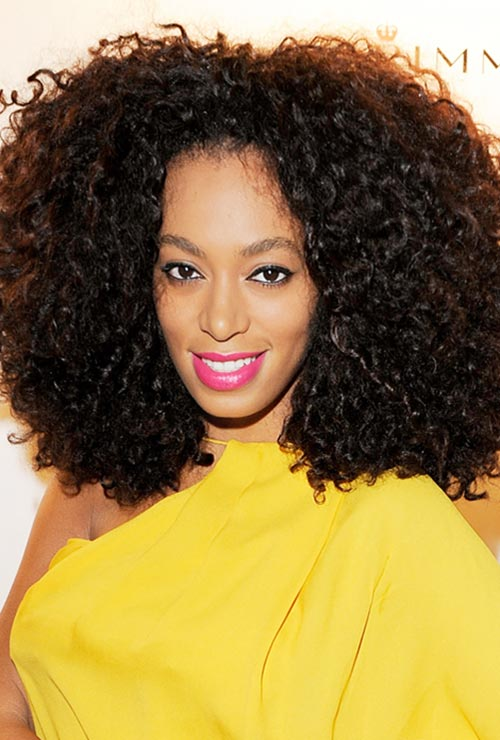 Timeless Hairstyles for Women That Will Never Get Out of Style: Solange Knowles