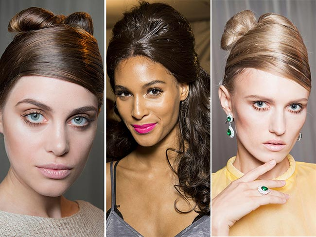 Spring/ Summer 2015 Hairstyle Trends: Beehive