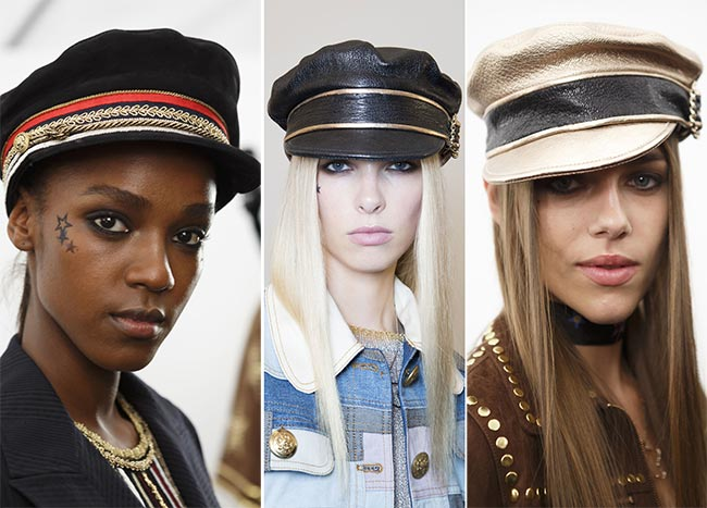 Spring/ Summer 2015 Headwear Trends: Caps