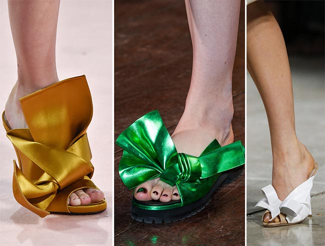 Spring/ Summer 2015 Shoe Trends: Shoes With Bows