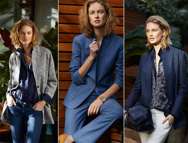 Massimo Dutti January 2015 Lookbook