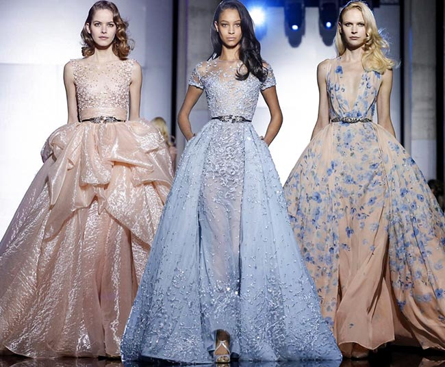 Zuhair Murad Couture Spring/Summer 2015 Collection