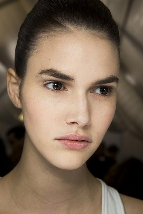 Spring/ Summer 2015 Couture Beauty Trends: Nude Lips