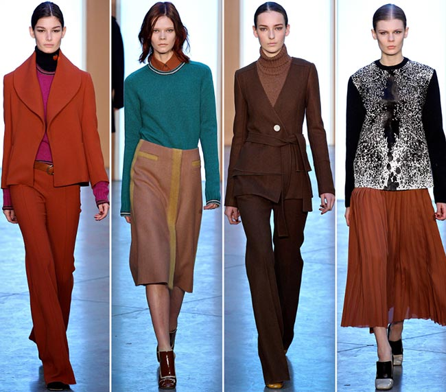 Derek Lam Fall/Winter 2015-2016 Collection - New York Fashion Week