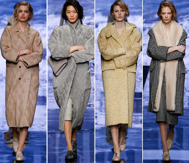 Max Mara Fall/Winter 2015-2016 Collection - Milan Fashion Week