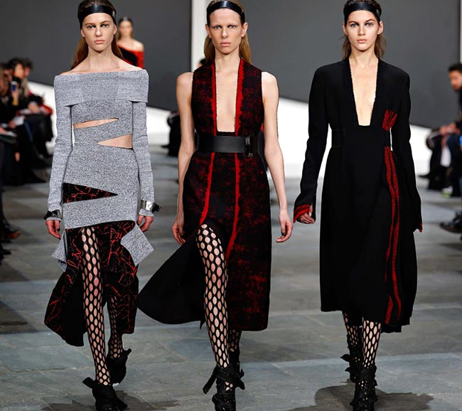 Proenza Schouler Fall/Winter 2015-2016 Collection