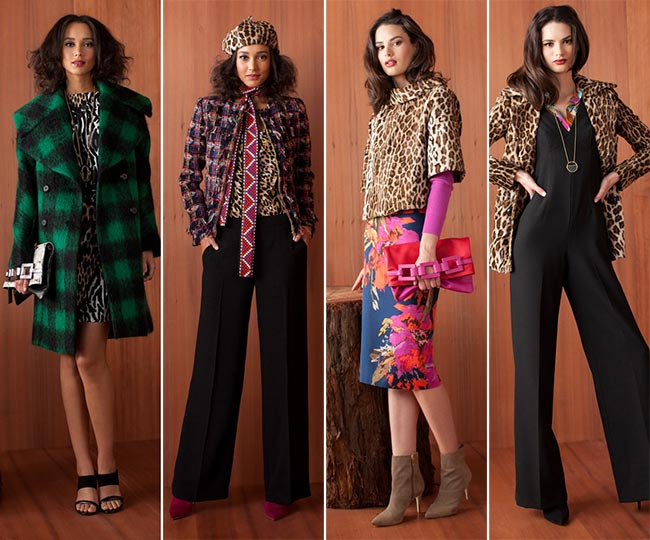 Trina Turk Fall/Winter 2015-2016 Collection - New York Fashion Week