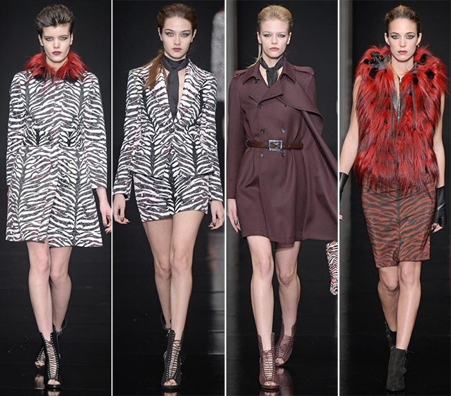 John Richmond Fall/Winter 2015-2016 Collection
