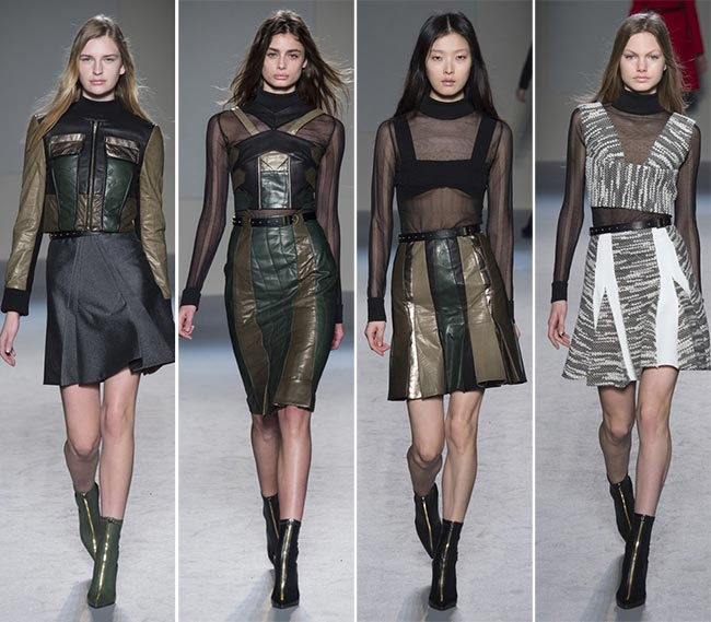 Roland Mouret Fall/Winter 2015-2016 Collection - Paris Fashion Week