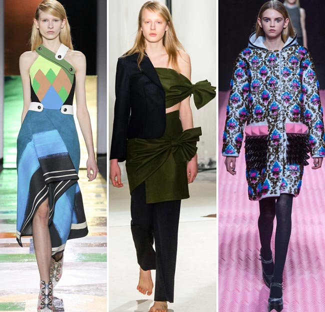 Fall/ Winter 2015-2016 Fashion Trends: Futuristic Fashion