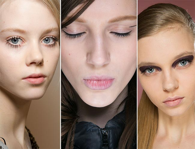 Fall/ Winter 2015-2016 Makeup Trends: Nude Lips