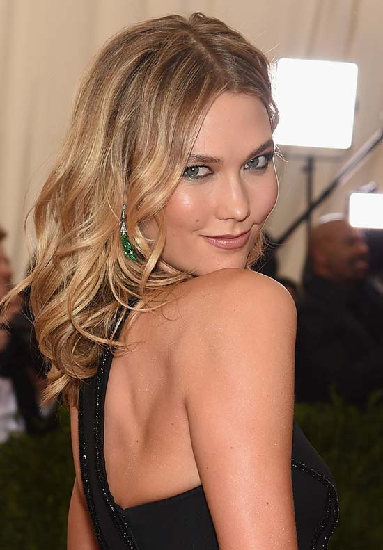 Summer 2015 Hairstyles: Karlie Kloss