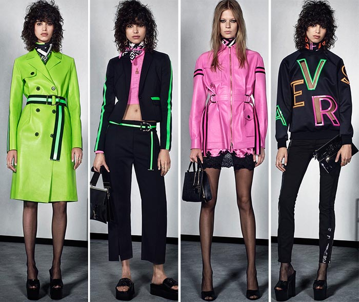 Versace Resort 2016 Collection