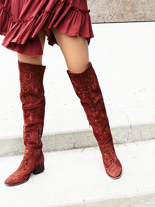 Fall 2015 Over-The-Knee Boots: Free People