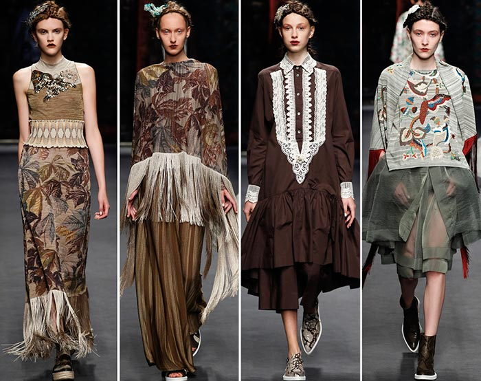 Antonio Marras Spring/Summer 2016 Collection